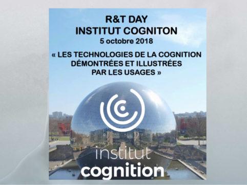 Journée R&T Institut Cognition 2018